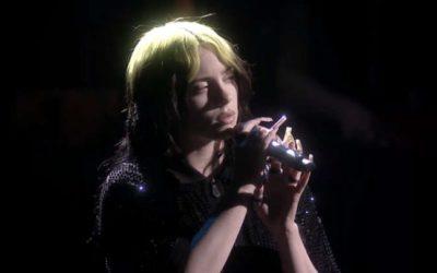 """""""No Time To Die"""" de Billie Eilish estreia no topo da parada britânica de singles"""