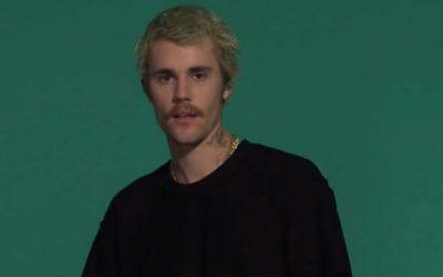 """""""Changes"""" de Justin Bieber fica no primeiro lugar da parada de álbuns do Reino Unido"""