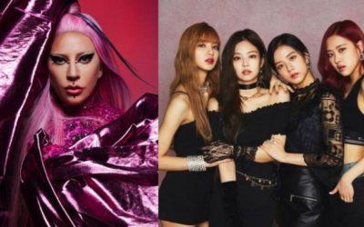 """Lady Gaga fala sobre parceria com o BLACKPINK: """"Orgulhosa de ser a quinta integrante"""""""