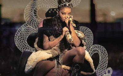 """Ludmilla mostra capa do single """"Cobra Venenosa"""" e revela que é uma parceria. Veja!"""