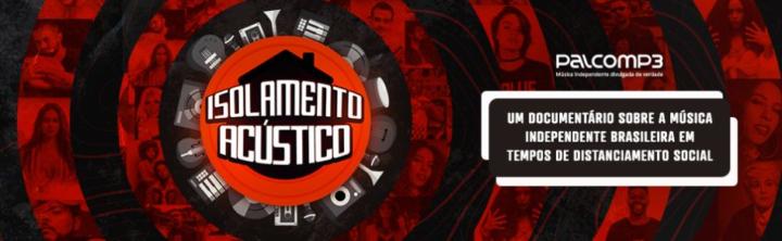 Palco MP3 lança documentário Isolamento Acústico