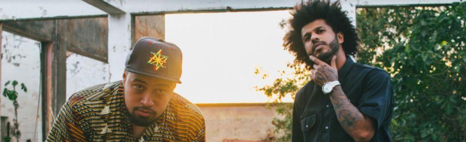 João d Deus e Preto resgatam pegada ativista do hip hop; Alvo$ é o som que você precisa ouvir hoje