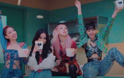 "BLACKPINK lança álbum e clipe para ""Lovesick Girls"". Confira!"