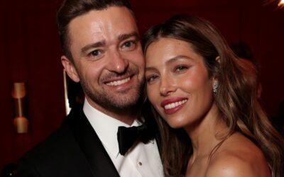 Justin Timberlake confirma nascimento e nome de seu segundo filho com Jessica Biel