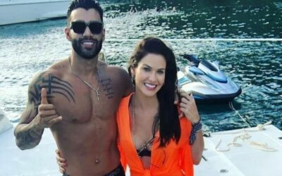"""Gusttavo Lima tenta reconciliação com Andressa Suita: """"Mulher que mais amo neste mundo"""""""