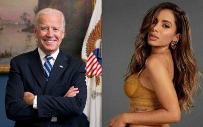 """Música de Anitta tocará na posse de Joe Biden e cantora brinca: """"Deve ser horrível ser meu hater"""""""