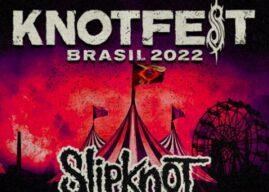Knotfest Brasil é adiado para dezembro de 2022