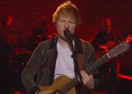 Ed Sheeran afirma que lançará dois álbuns nos próximos 18 meses