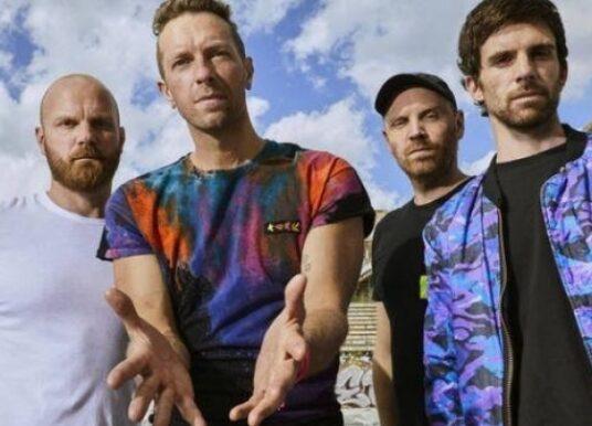 """""""Music Of The Spheres"""" é o nono álbum do Coldplay que chega ao número 1 no Reino Unido"""